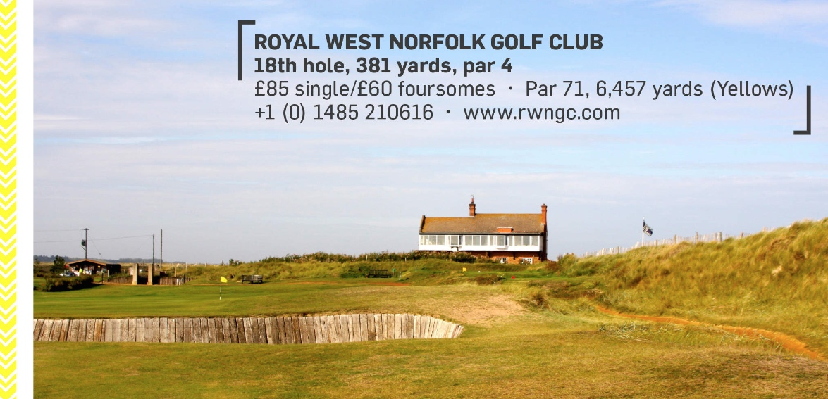 Golf travel – GolfPunk goes to Norfolk