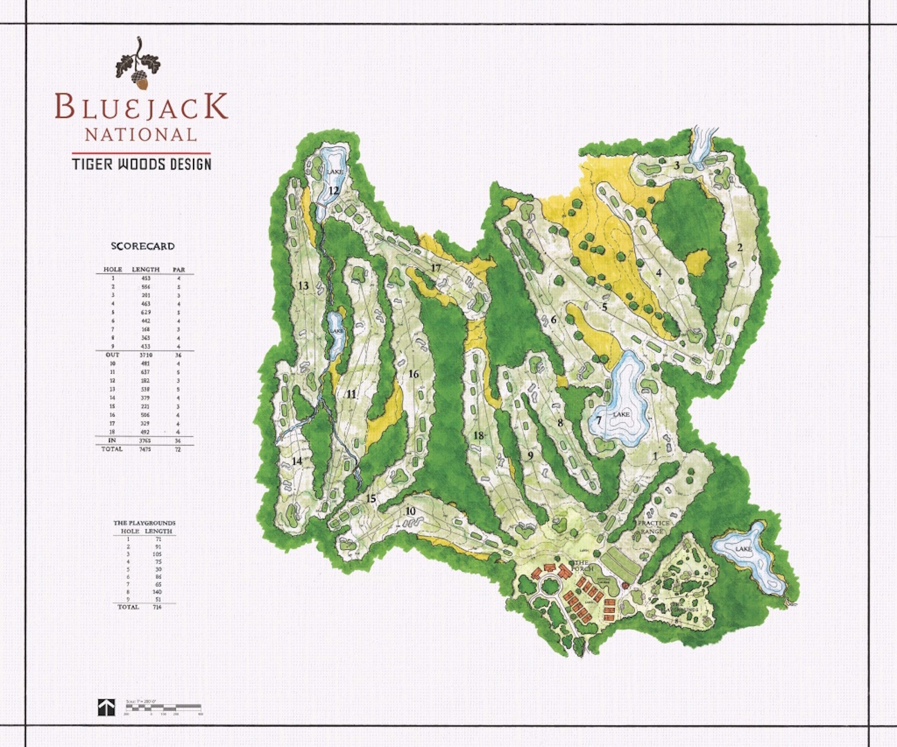 is tiger u0026 39 s new design the ultimate golf course