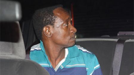 Golf caddie murderer arrested