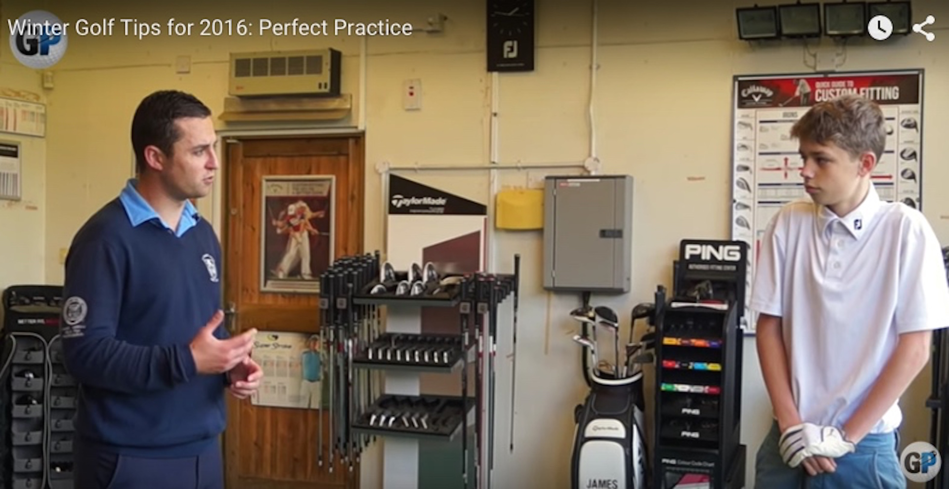 Winter Practice: Top Tips From GP Pro James Verrall