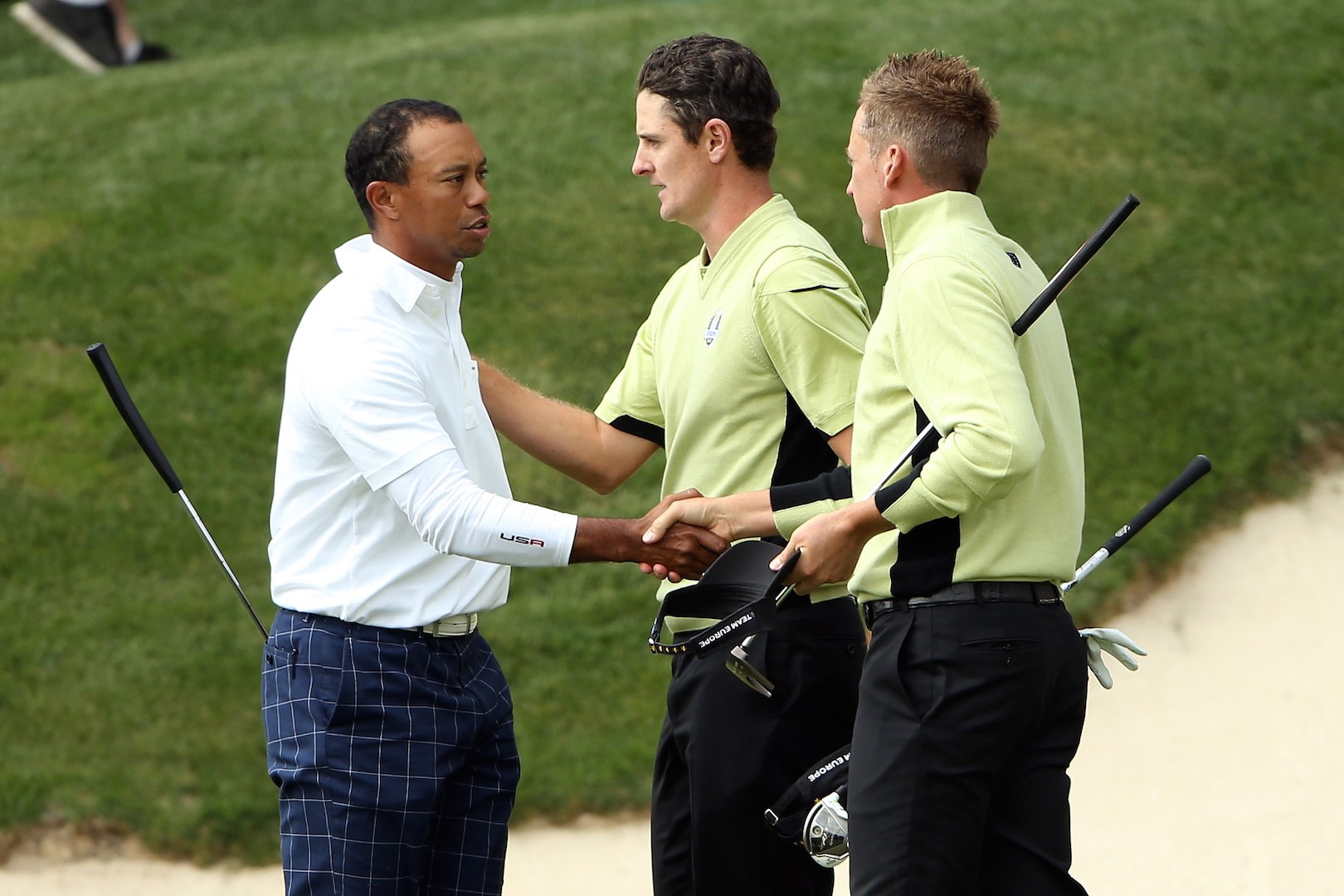 Ian Poulter backs Tiger's Ryder Cup Vice Captaincy