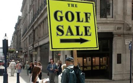 Want to buy a golf brand?