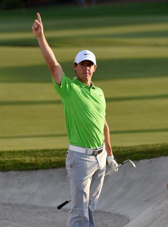 Rory wins Golf Writers Trophy