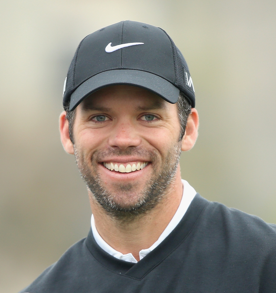 Paul Casey Not Back In Golfpunkhq