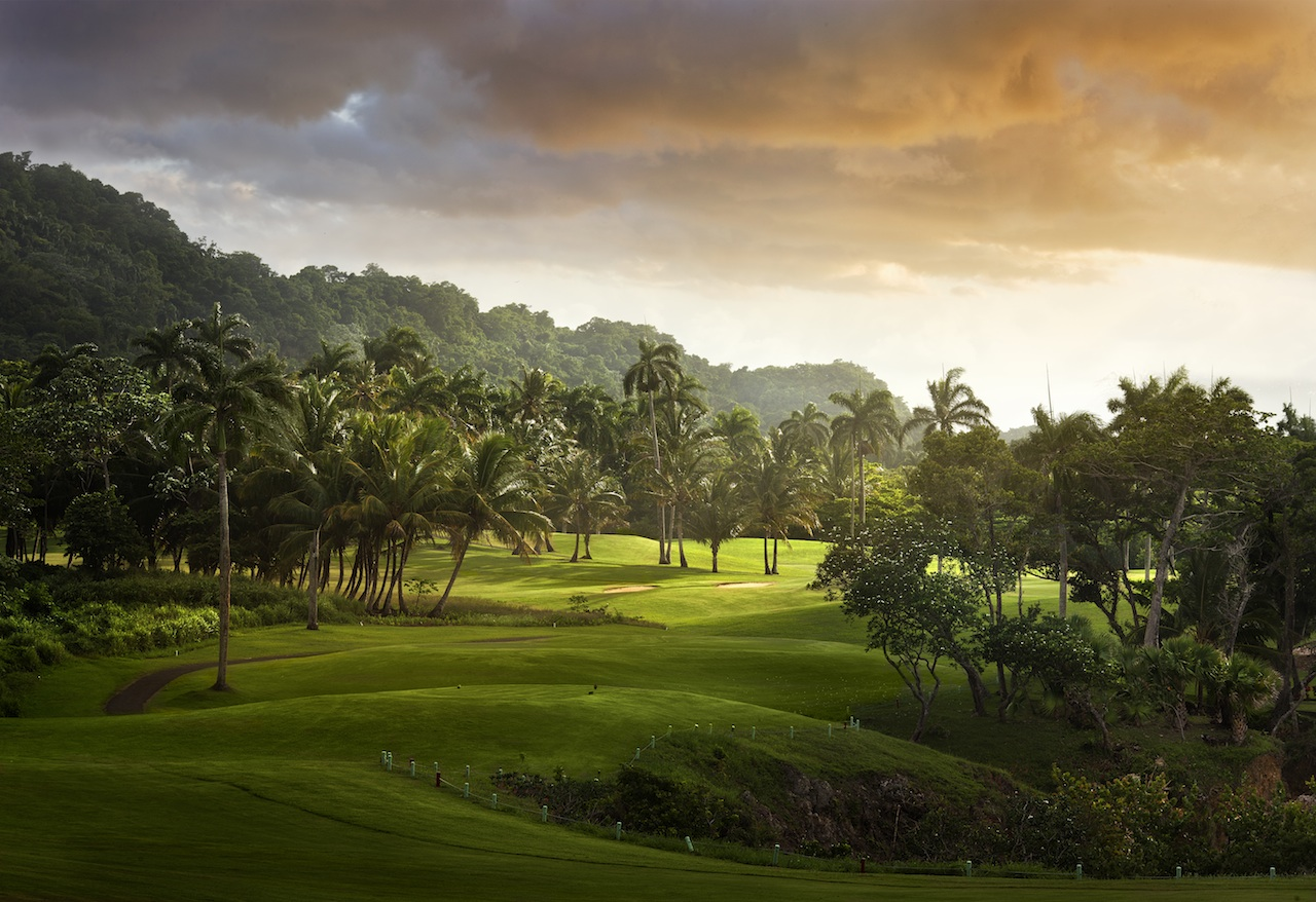GolfPorn: Playa Grande Golf Course, Dominican Republic
