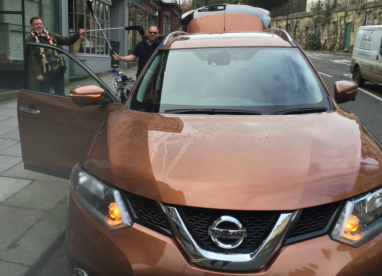 Driving Range: Mazda Hard-Top MX-5