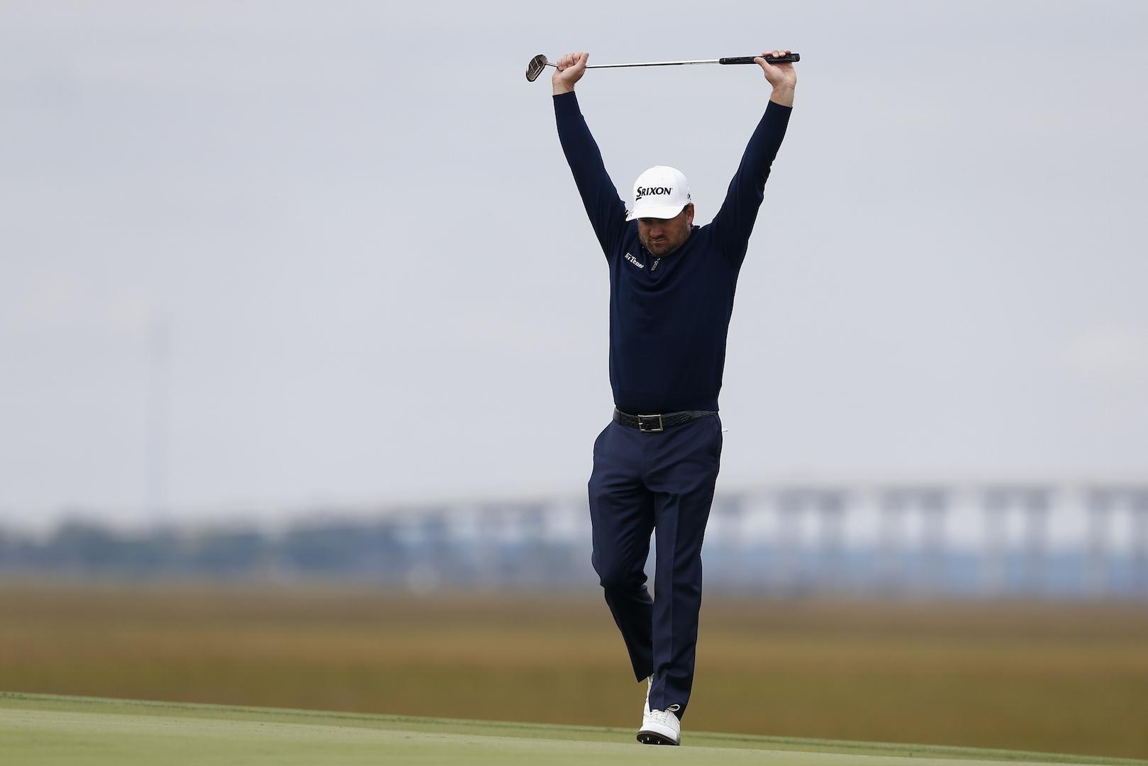Fancy a flutter on the Irish Open?