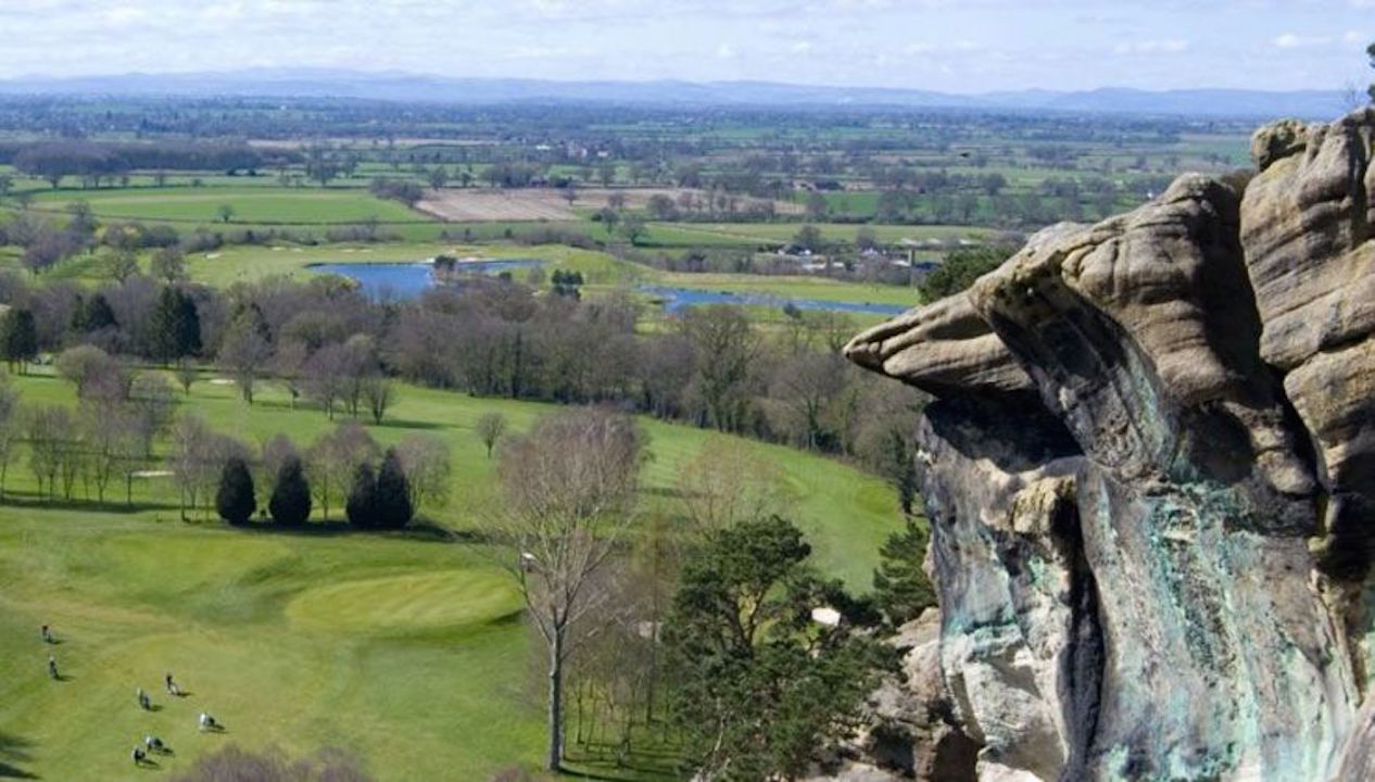Number One!!!: Top 10 Golf Course Curios