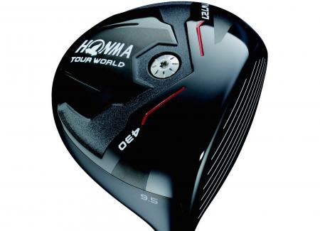 The Sunday Driver: Honma TW 727 Drivers