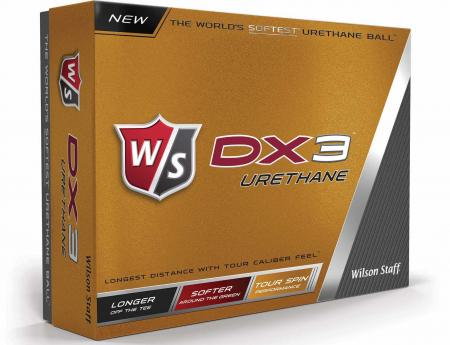 Wilson launch the softest Urethane golf ball