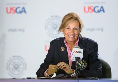 Woman to lead the USGA