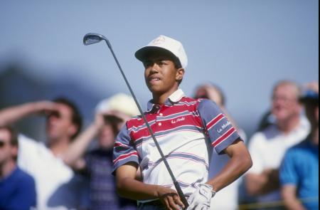 Tiger Woods: I peaked at 11