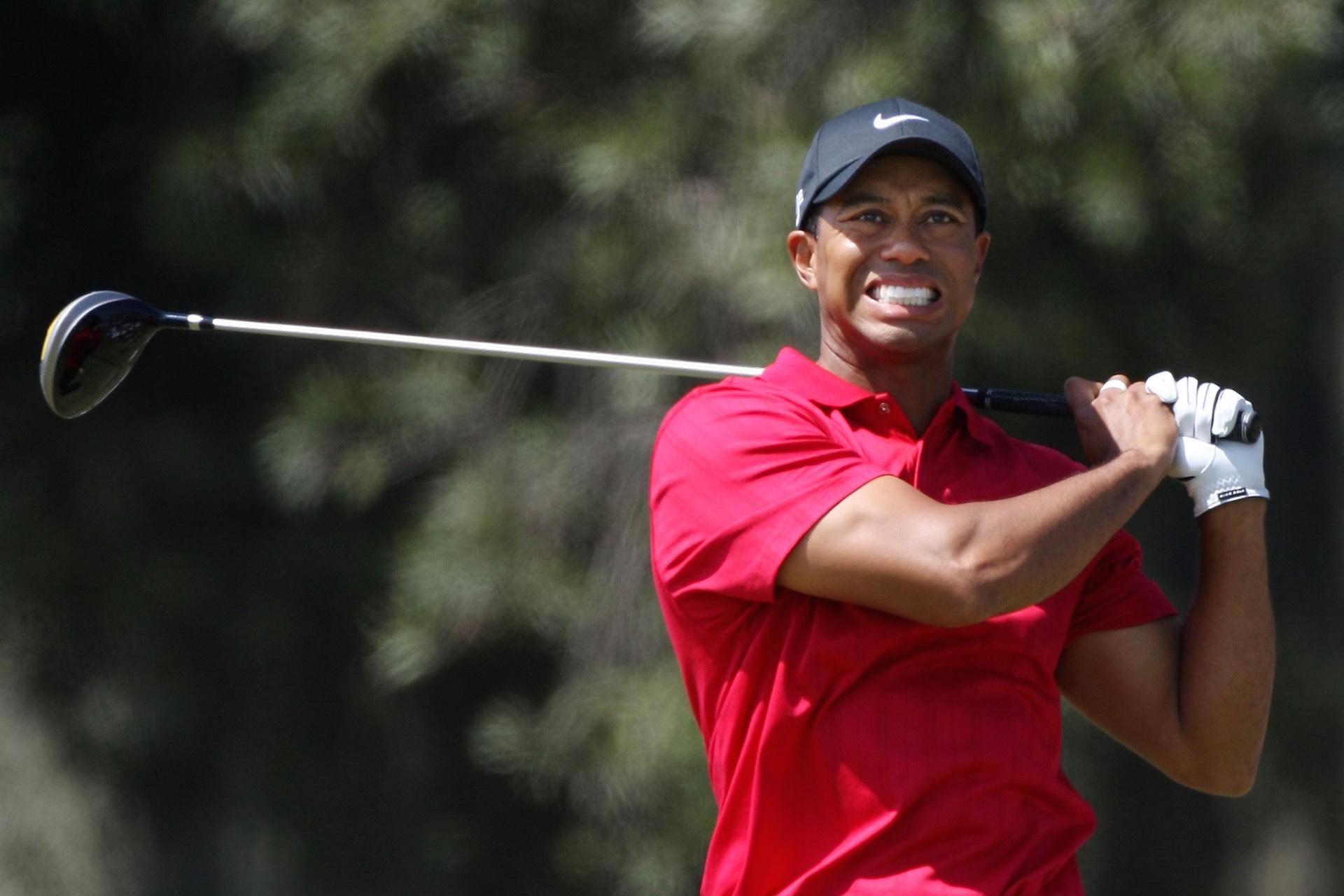 Tiger Woods: I peaked at 11
