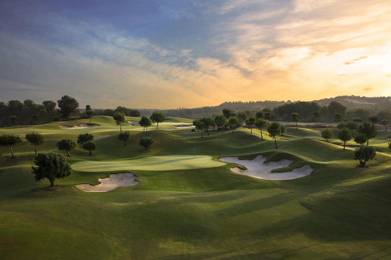 GolfPorn: Las Colinas Golf Club, Alicante