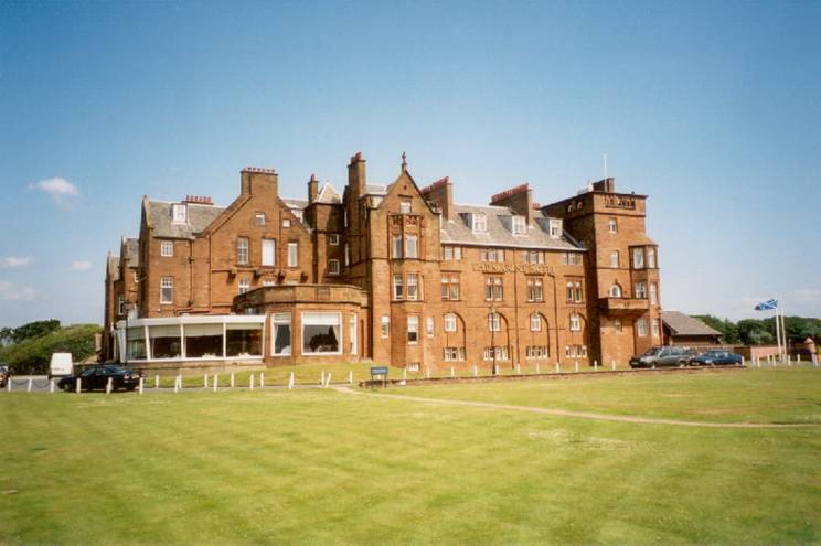 Iconic Hotel in Troon