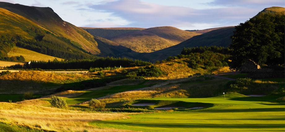 Golf returns to terrestrial TV at Glasgow 2018