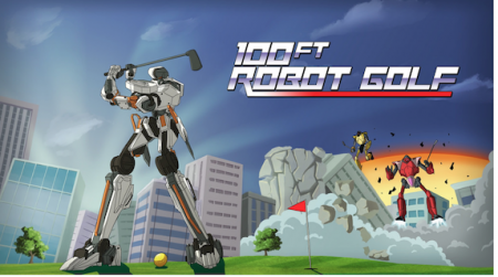 Playstation to launch 100ft Robot Golf