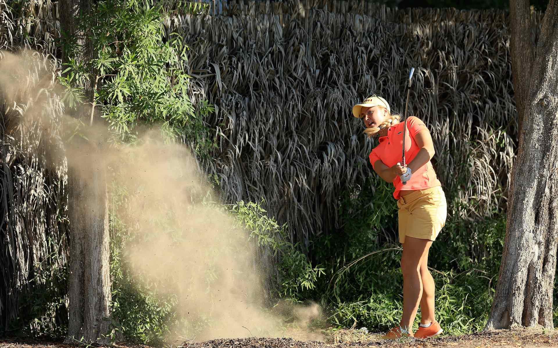The Golf Nurse Battles Back!