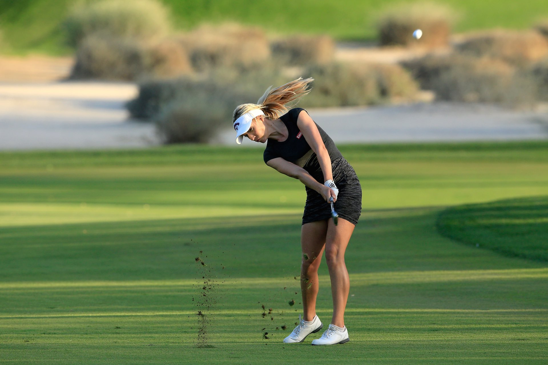 Paige Spiranac In Tears After Second Round