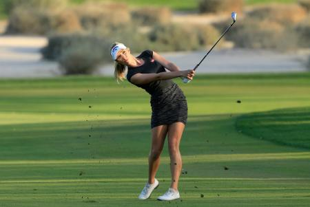 Study shows men more attracted to women who play golf