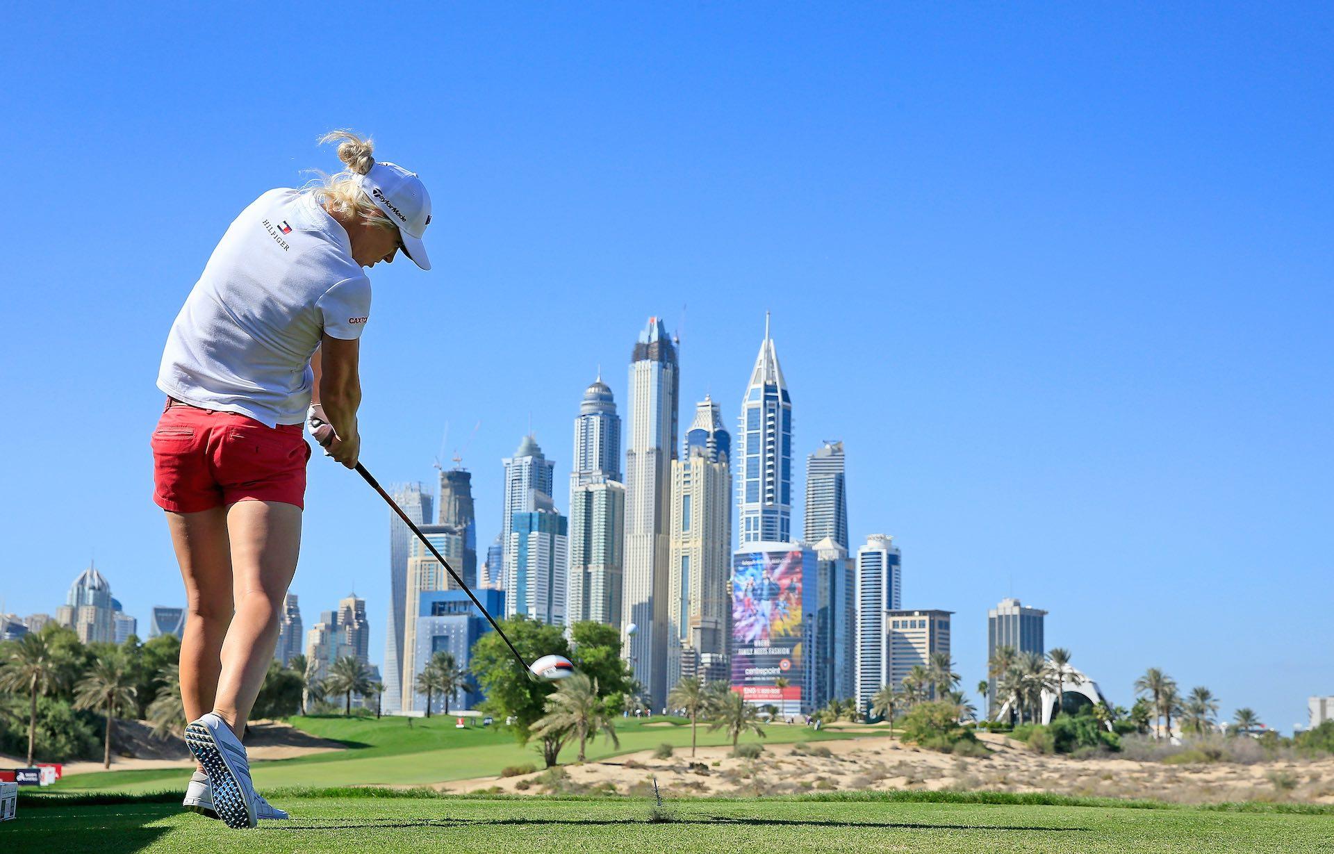 The Golf Nurse Climbs the leaderboard