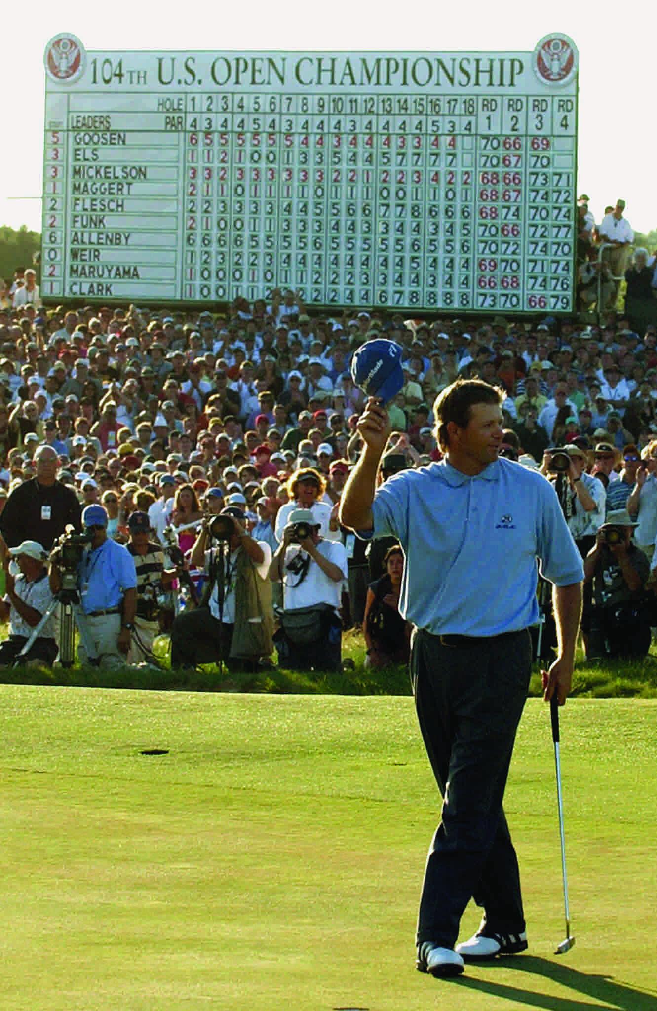 GolfPunk Classics: Retief Goosen