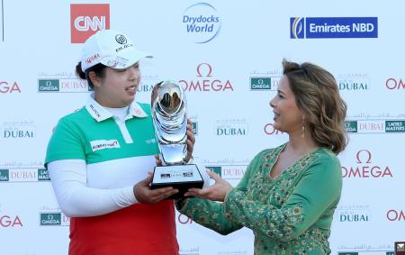 Omega Dubai Ladies Masters Final Day