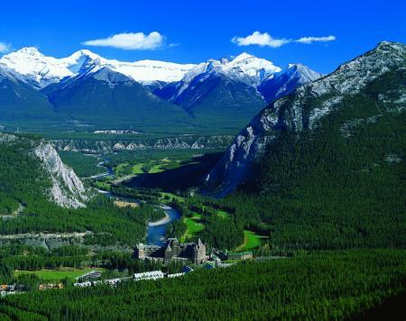 GolfPorn: Banff Springs Golf Course, Canada