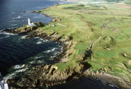 Turnberry to remain on Open Schedule
