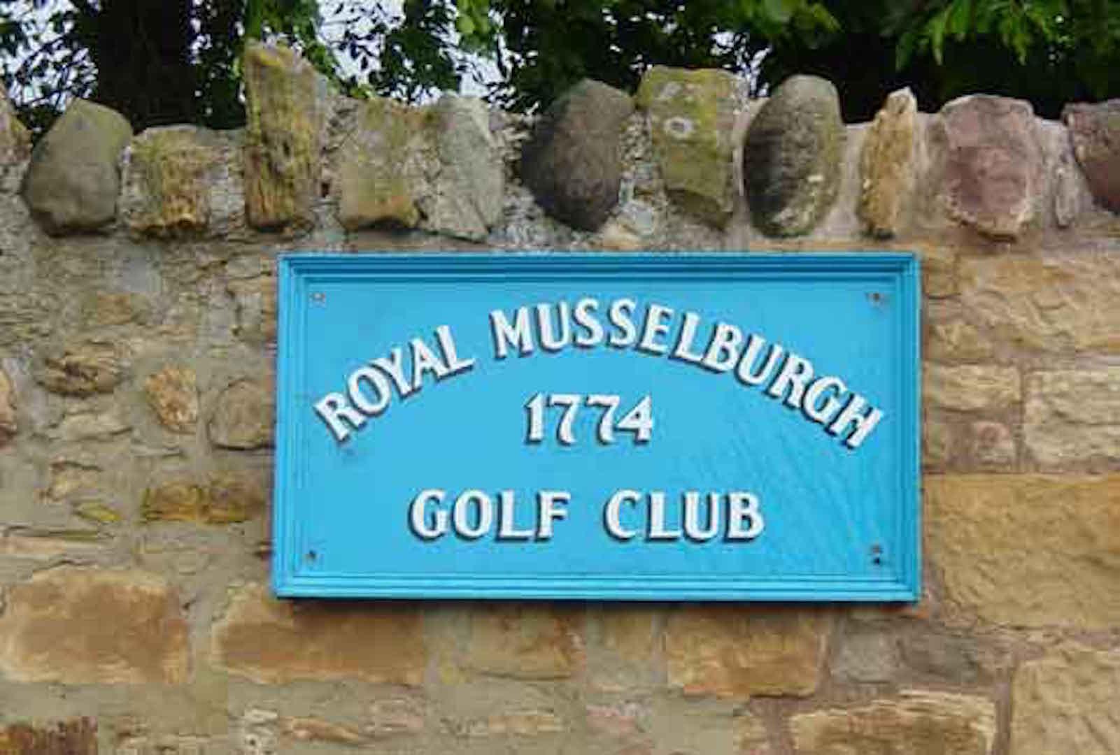 World's Oldest Golf Pub