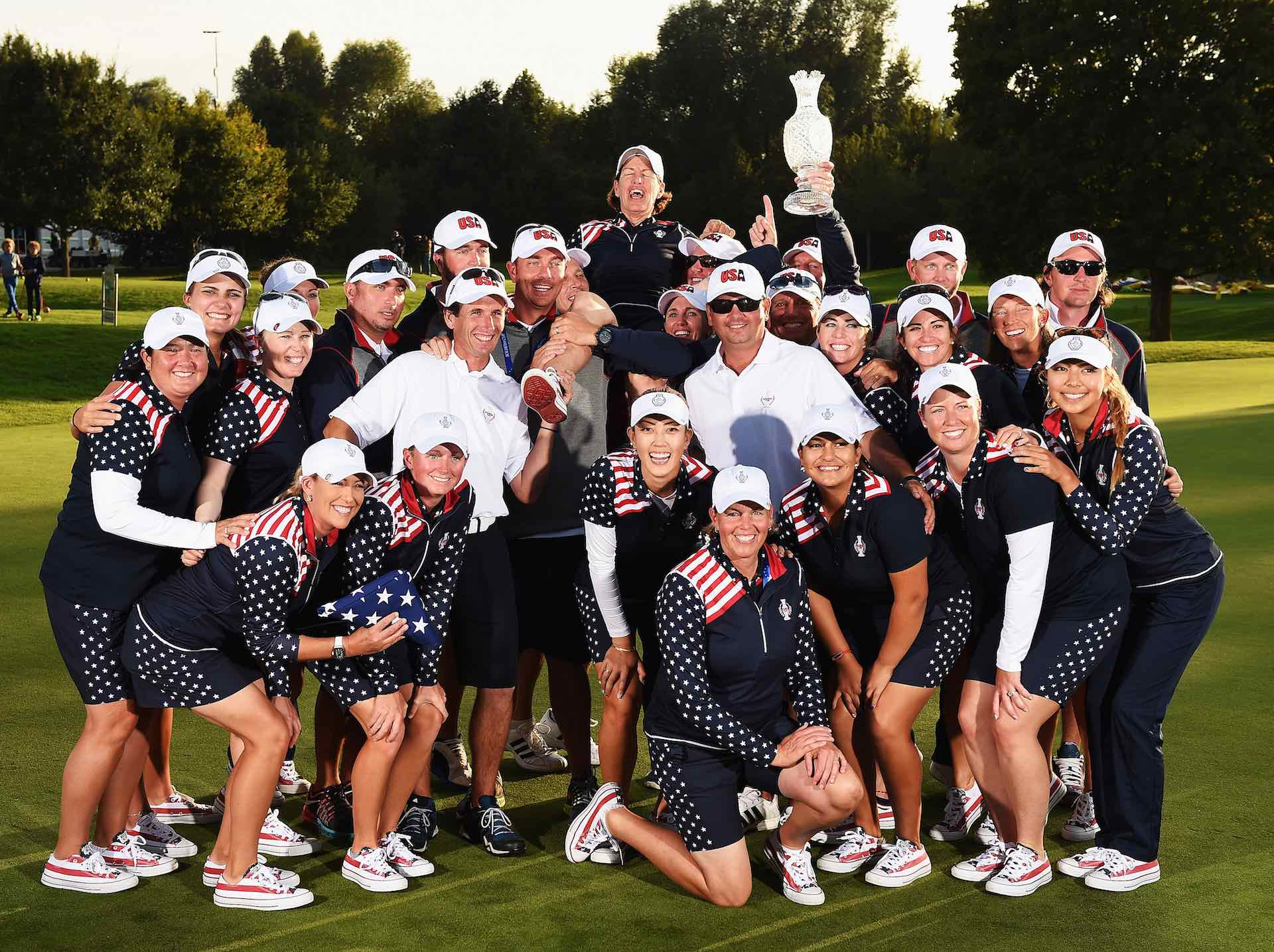 Julie Inkster to Remain as Solheim Cup Captain