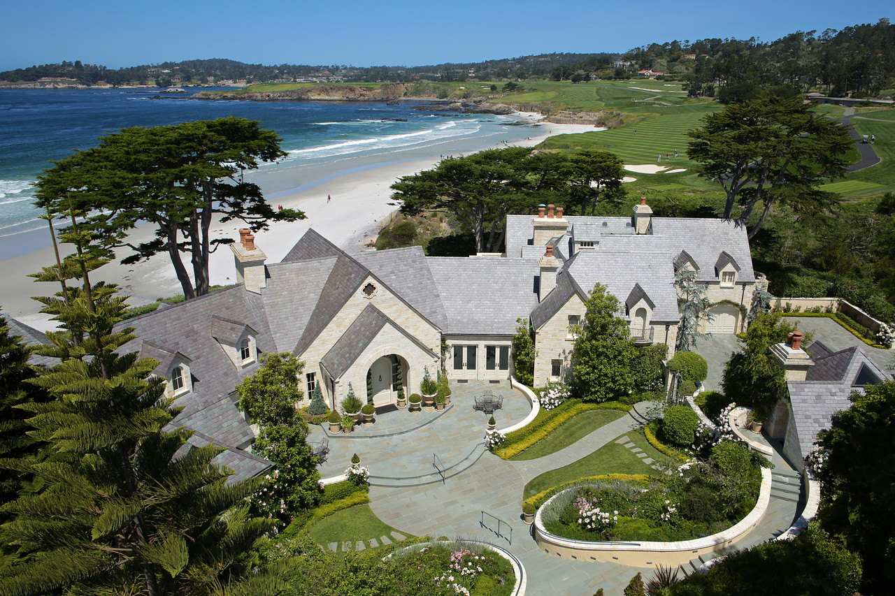 Pebble Beach Home Goes For 27 Million