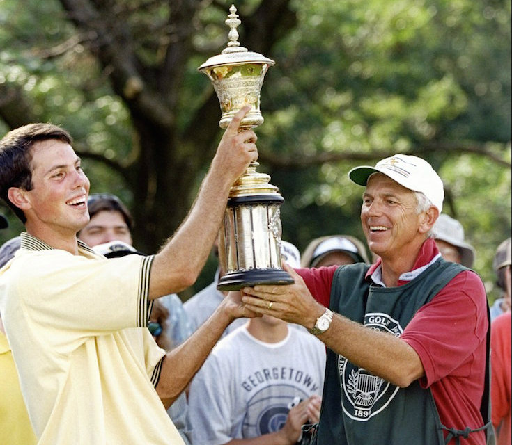 Golf's Top 20 Pushy Parents: Nos 20-11