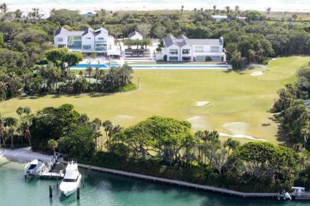 Could Tiger Woods be evicted from his dream home?