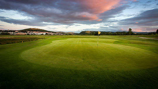 Historic Golf Club for sale