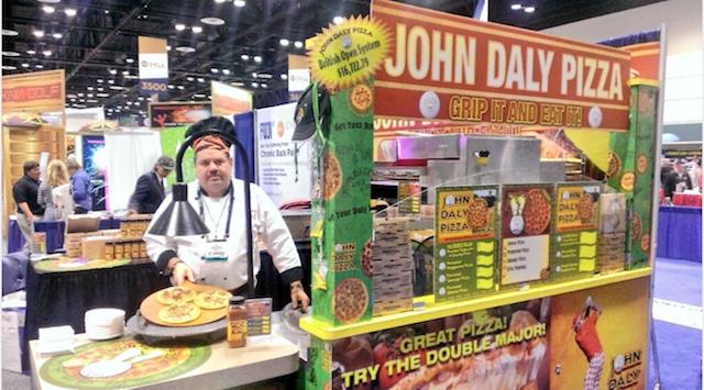 John Daly's new venture