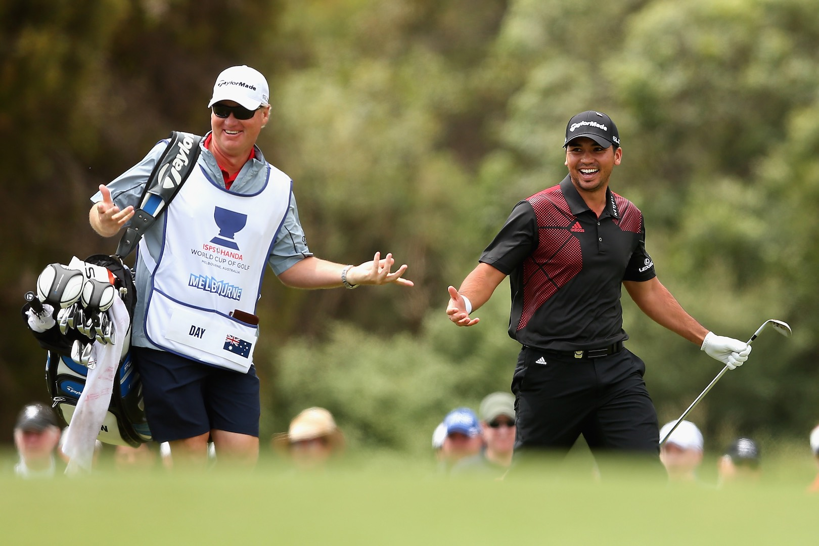 "Jason Day: ""I almost quit before the Masters"""