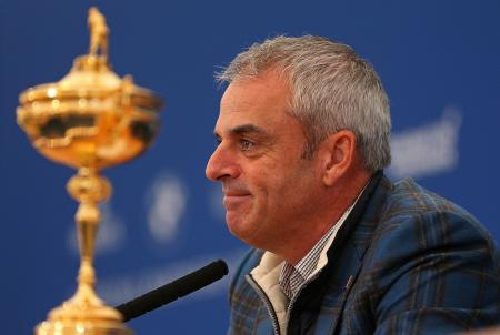 Paul McGinley gets the bigger Olympics picture