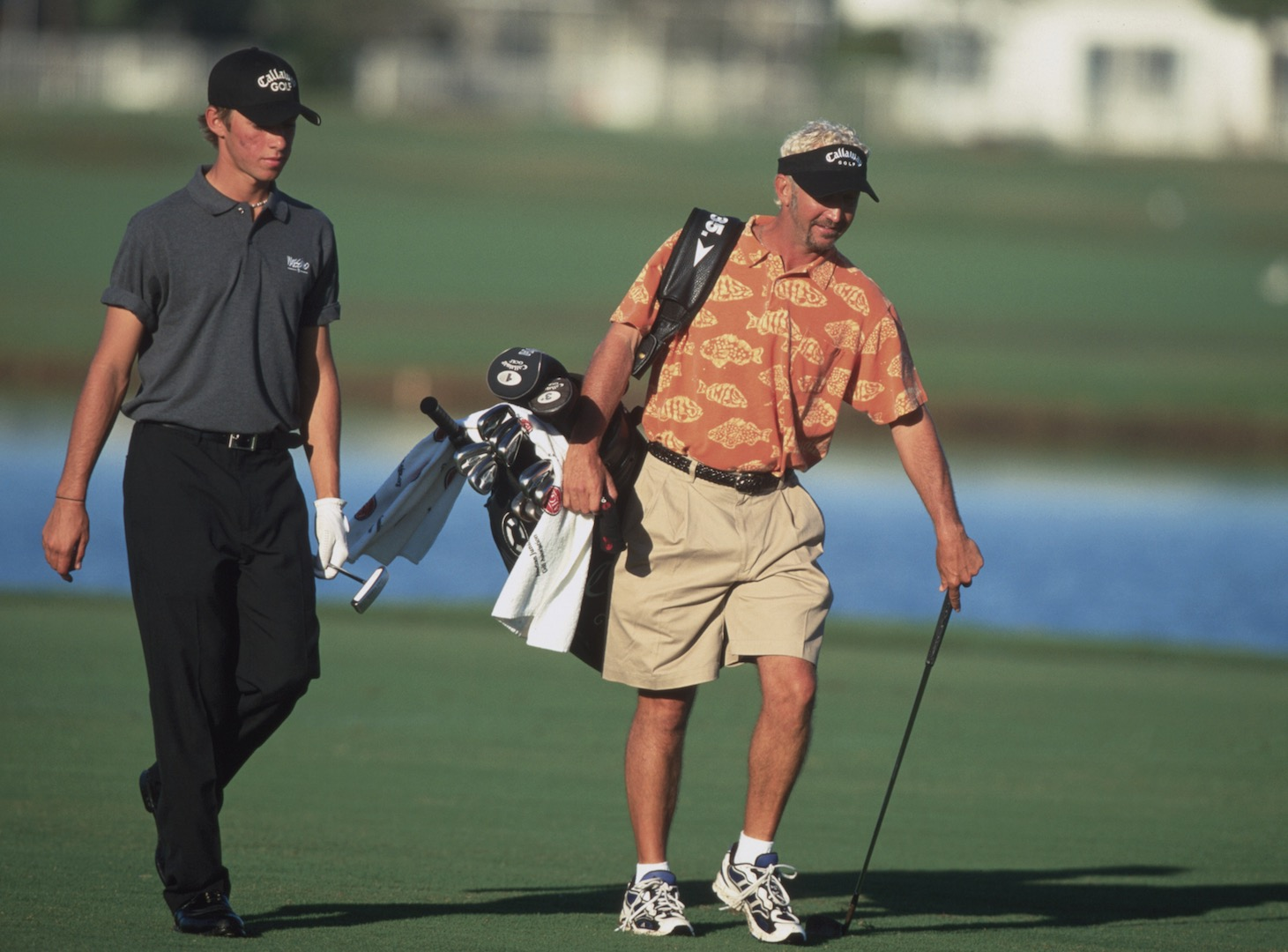 Pushy Golf Parents: The Top 10!