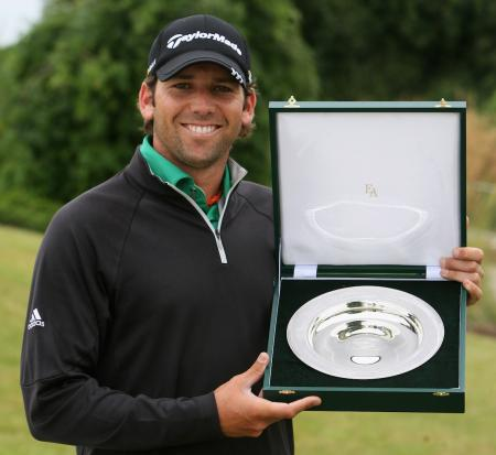 Sergio wants in at the Olympics