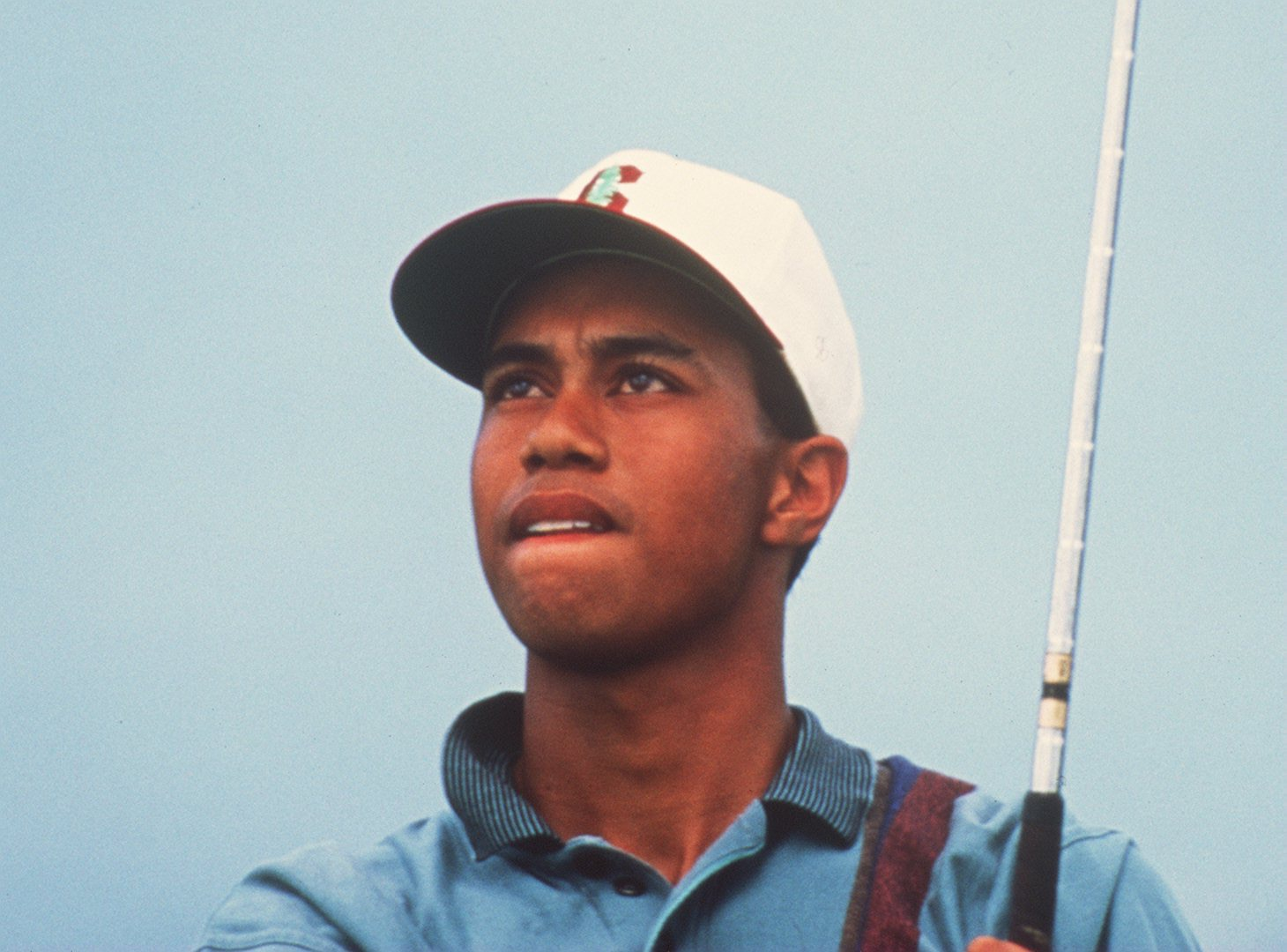 When GolfPunk met Tiger Woods. When Tiger was 17?