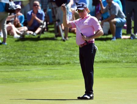 Miguel Angel Jimenez: Our Favourite Golf Berk