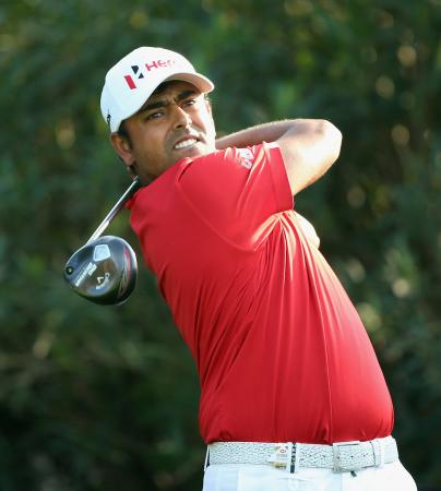 Anirban Lahiri signs with Chubby