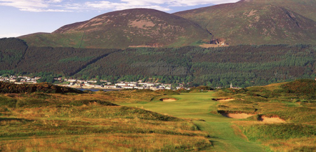 Royal County Down Wins