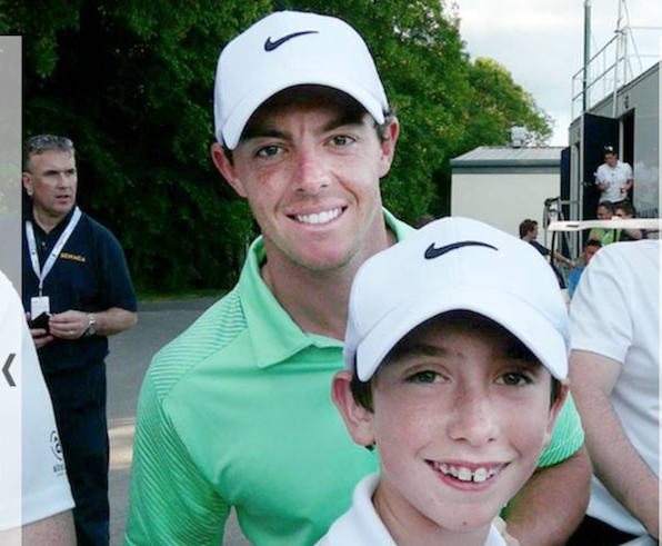Meet the new Rory McIlroy