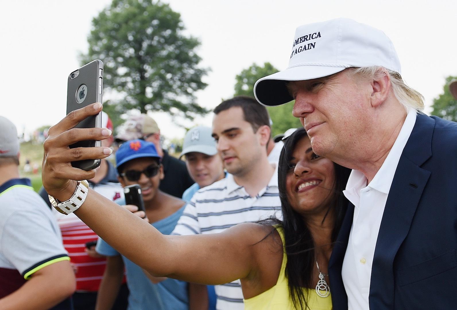 Hollywood Turns On Trump