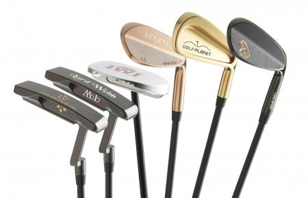 The Most Bespoke Irons Ever?