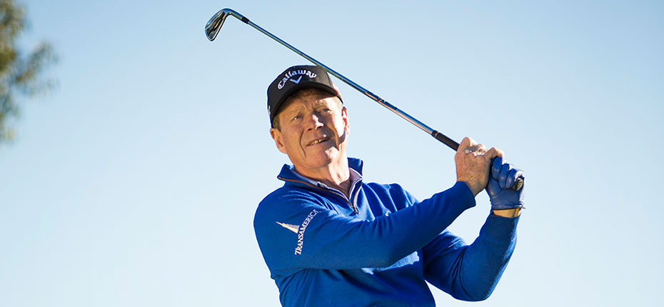 Callaway Sign Legend Tom Watson