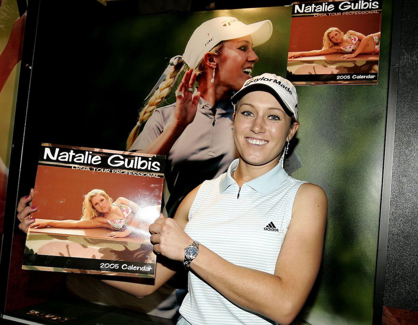 GolfPunk Classics: Natalie Gulbis Swingin' Siren