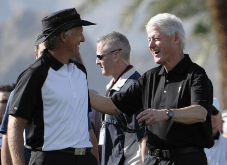 Bill Clinton wanted to be Scottish MP